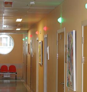 Система вызова пациента в кабинет врача